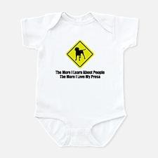 Perro de Presa Canario Infant Creeper