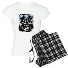 Prostate Cancer Keep Calm and Fight On Pajamas