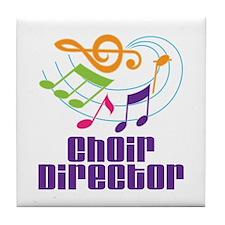 Music Gift Tile Coaster
