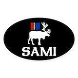 Sami Bumper Stickers