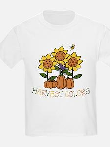 Harvest Colors T-Shirt