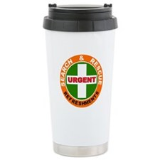 Unique Urgent Travel Mug
