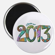 "Class of 2013 2.25"" Magnet (100 pack)"
