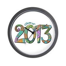 Class of 2013 Wall Clock