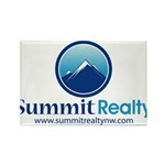 Summit Realty Rectangle Magnet (10 pack)