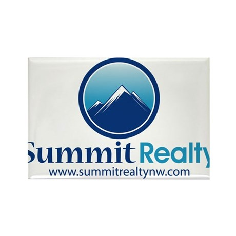 Summit Realty Rectangle Magnet