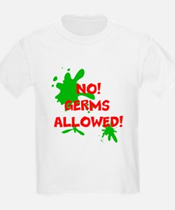 No germs allowed T-Shirt