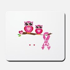 Save the hooters Mousepad
