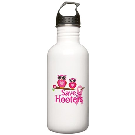 Save the hooters Stainless Water Bottle 1.0L
