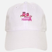 Save the hooters Baseball Baseball Cap