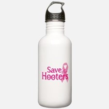 Save the hooters Water Bottle