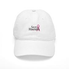 Save the hooters Baseball Cap