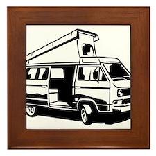 Camper Van 3.2 Framed Tile