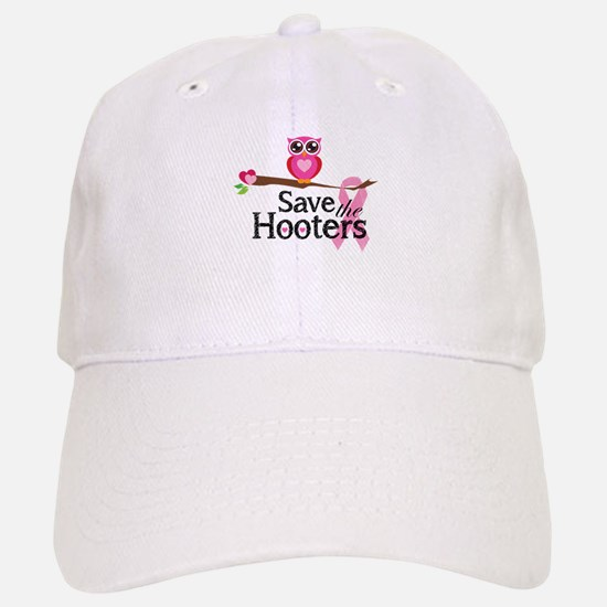 Save the hooters Baseball Baseball Cap