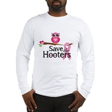 Save the hooters Long Sleeve T-Shirt