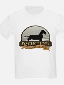 Dachshund [wire-haired] T-Shirt