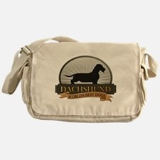 Dachshund [wire-haired] Messenger Bag