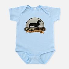 Dachshund [smooth] Infant Bodysuit