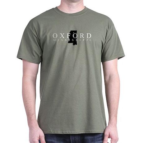 Oxford, MS Dark T-Shirt