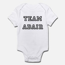 TEAM ADAIR T-SHIRTS Infant Creeper