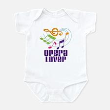 Opera Lover Gift Infant Bodysuit