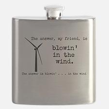 blowin in the wind Flask