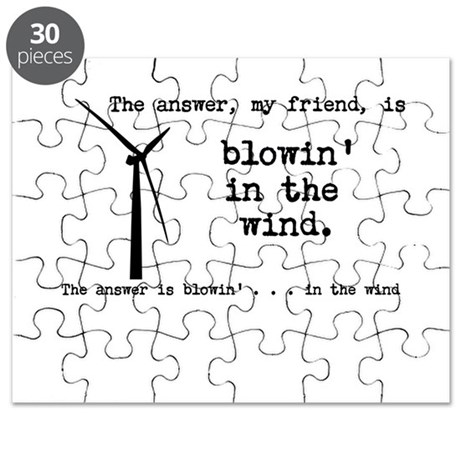 blowin in the wind Puzzle