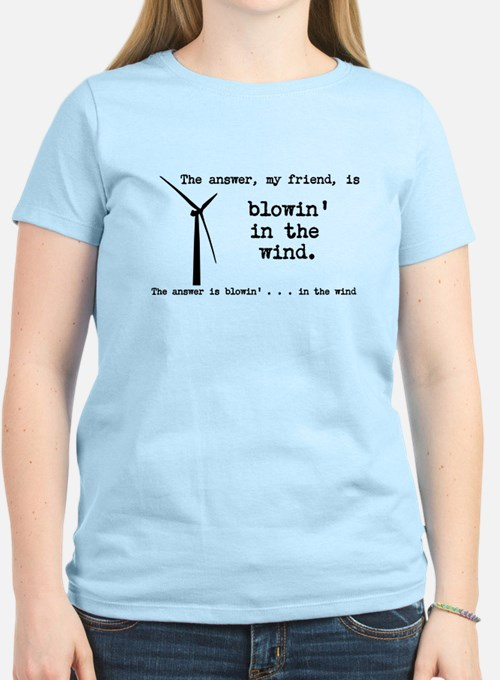 blowin in the wind T-Shirt