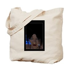 Avatar Art Portrait Tote Bag