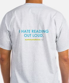 I hate reading out loud