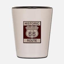 Santa Monica Route 66 Shot Glass