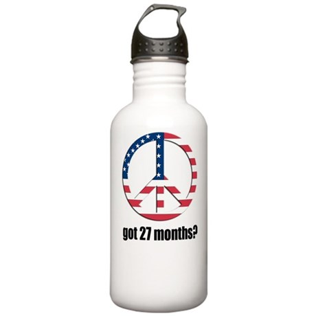 Got 27 Months Stainless Water Bottle 1.0L