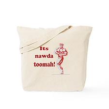 nawda toomah Tote Bag