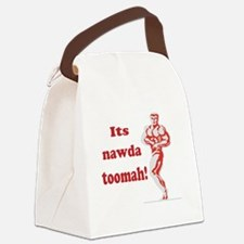 nawda toomah Canvas Lunch Bag