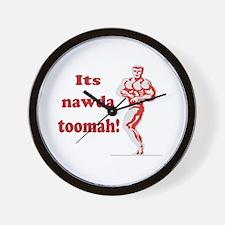 nawda toomah Wall Clock
