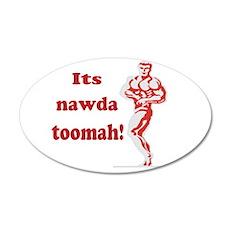 nawda toomah Wall Sticker