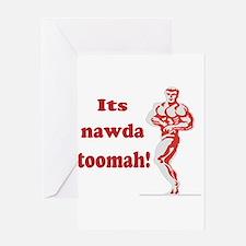 nawda toomah Greeting Card