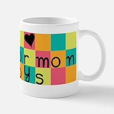 Cute I heart mormons Mug