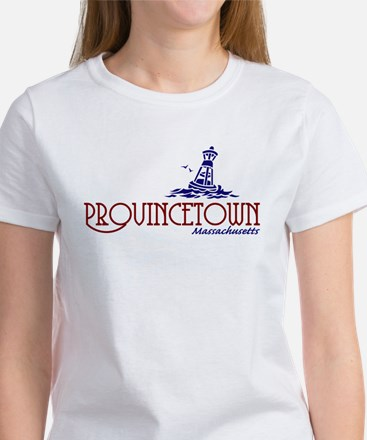 Provincetown Massachusetts Women's T-Shirt