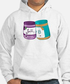 Peanut Butter and Jelly Love Hoodie