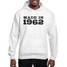 Made in 1962 Jumper Hoody