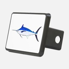 Blue Marlin fish Hitch Cover