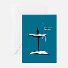 UU Snowy Christmas Cards (Pk of 10)