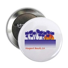 Newport Beach California Button