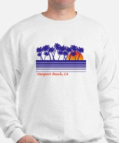 Newport Beach California Sweatshirt