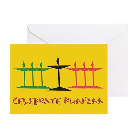 UU Kwanzaa Greeting Cards (Pk of 10)