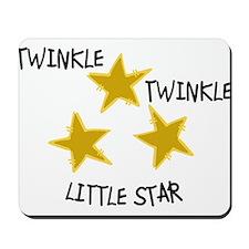 Twinkle, Twinkle Mousepad