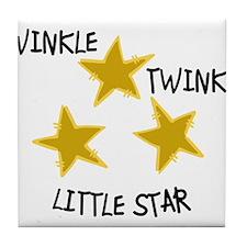 Twinkle, Twinkle Tile Coaster