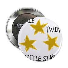 """Twinkle, Twinkle 2.25"""" Button"""