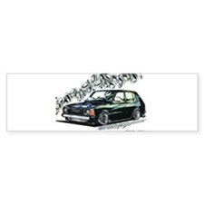 Mazda 323 Hatch Bumper Stickers